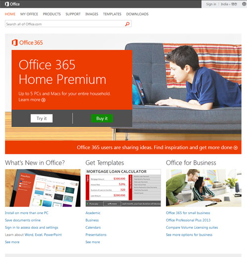 Where To Get Office 2013?